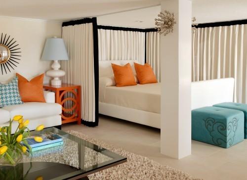 the apartment interior design
