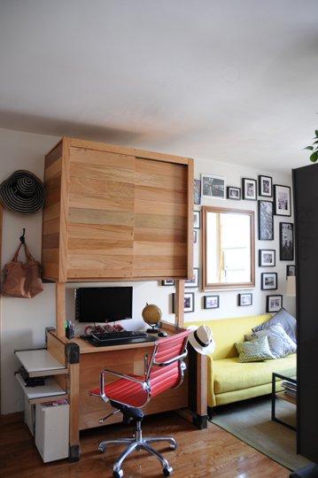 small apartment room design