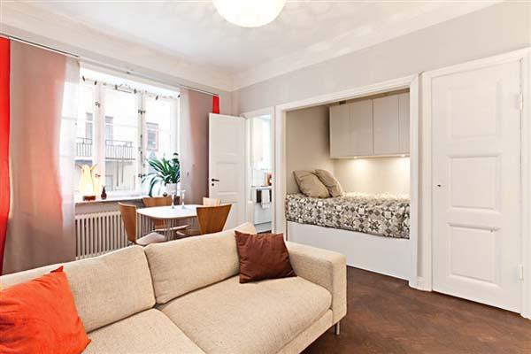 1 bedroom apartment interior design ideas