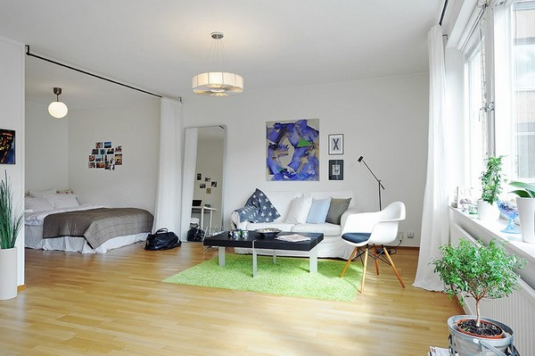 design small spaces apartment