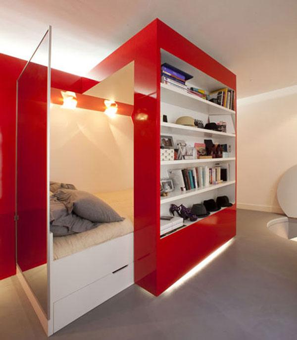small apartments lofts interior design ideas freshome small flat decoration small studio apartment interior design