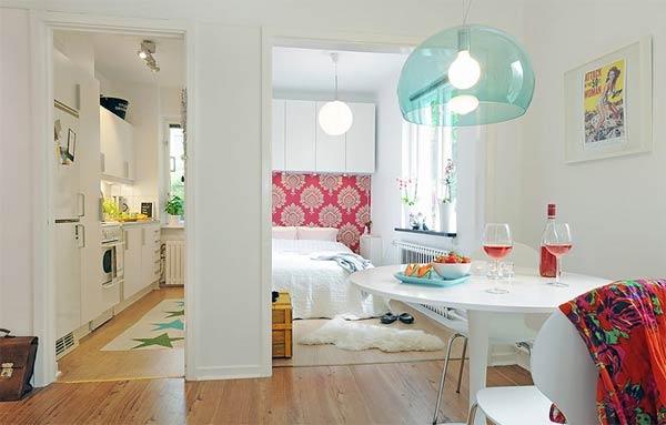 Small Apartments Designs 30 best design ideas for small apartment ever  presented on. Small Studio Apartment Design In New York   Idesignarch   Interior