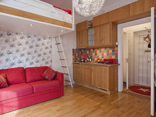 interior design ideas small apartment