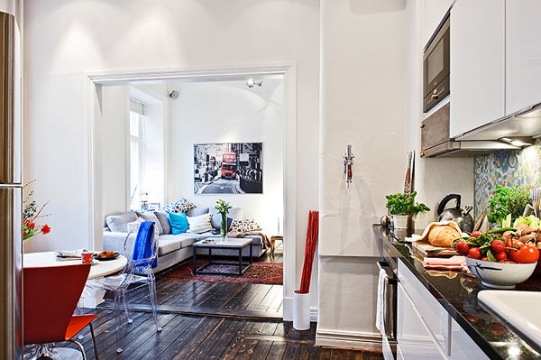 interior design styles for small apartment