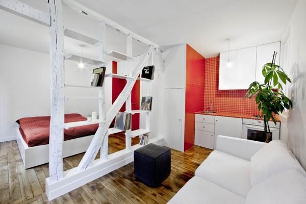 Design Ideas For Small Apartment