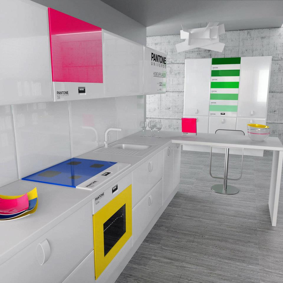 colorful kitchen design ideas 2
