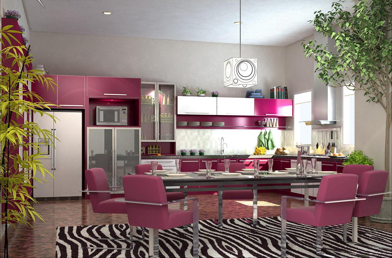 colorful kitchen design ideas 3