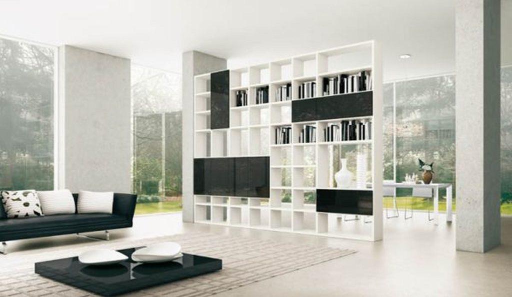 contemporary minimalist living room design