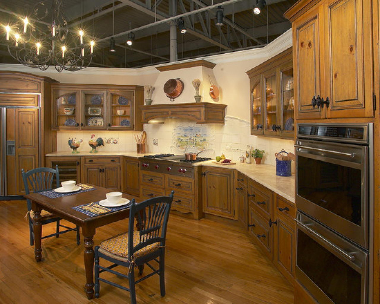 Different Styles Kitchen Cabinets