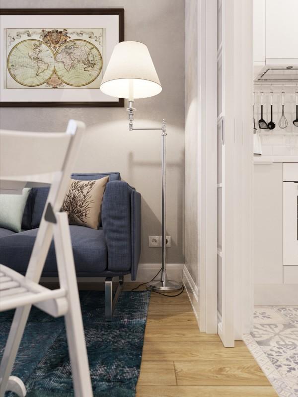 interior design apartment studio