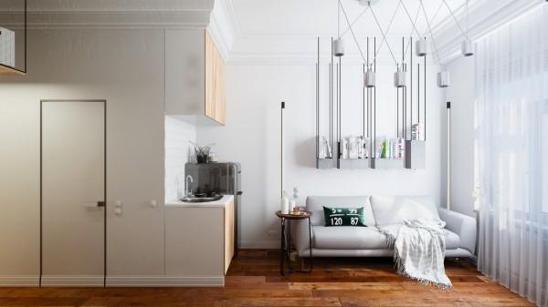 design small apartment ideas