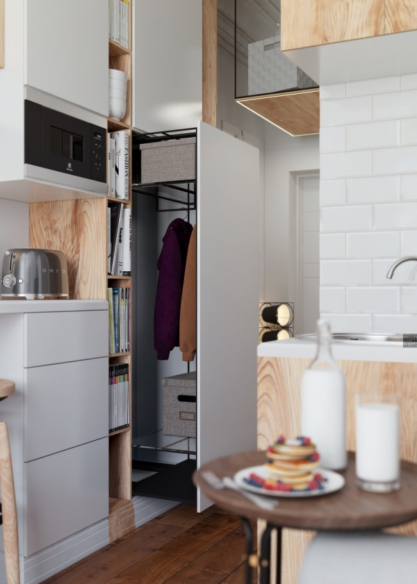 design for small apartment spaces