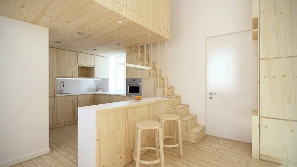 interior design for apartment