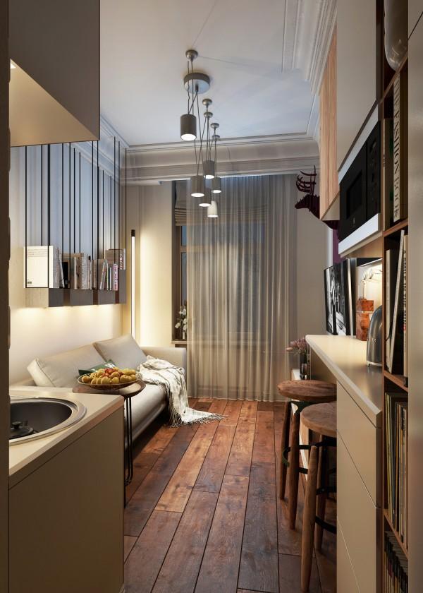 small apartment design interior
