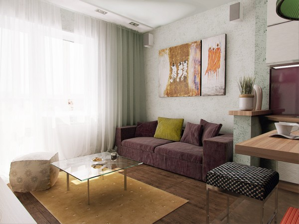 small apartment modern design