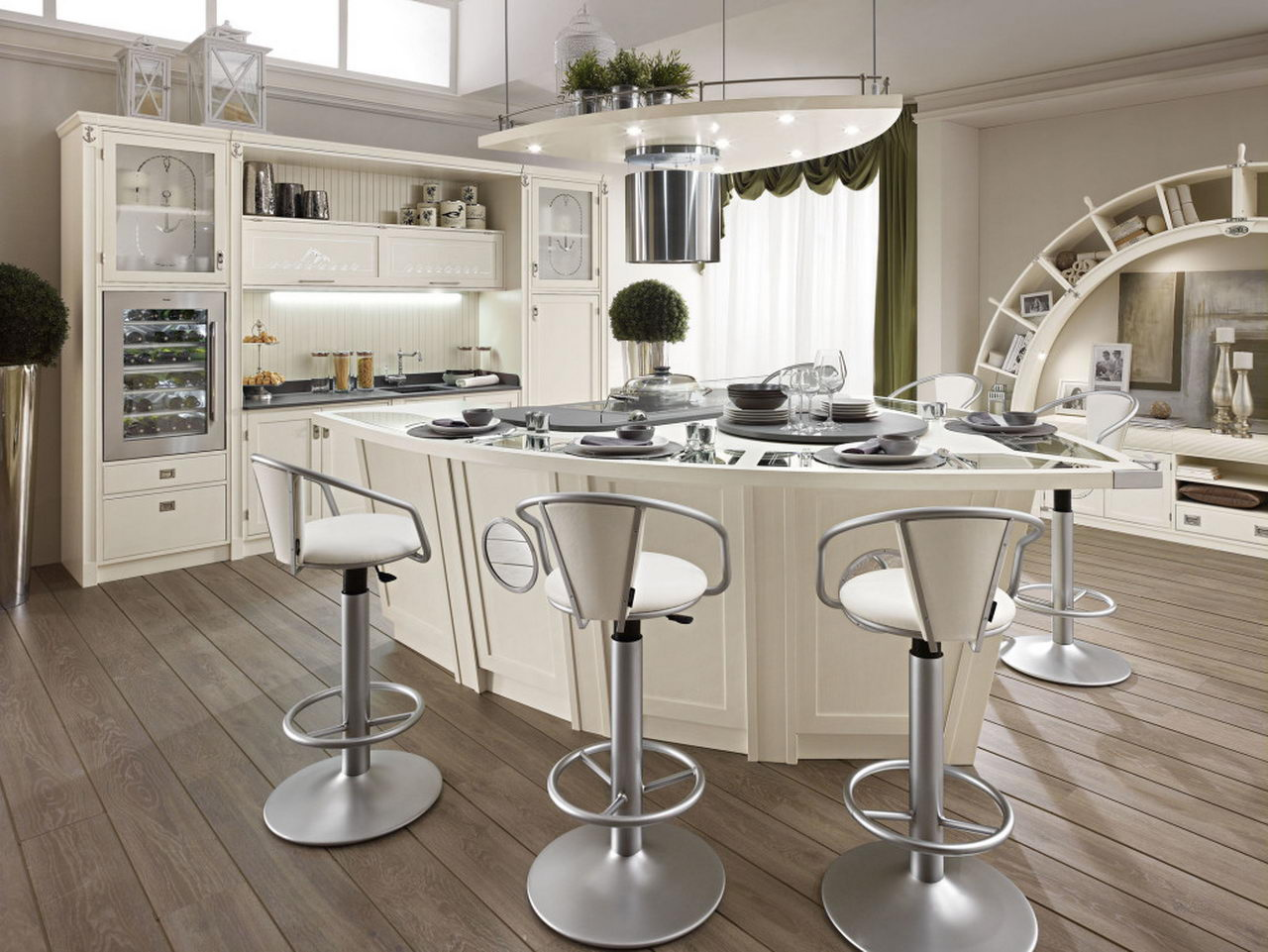 French Modern Kitchen Design Ideas Homedizz