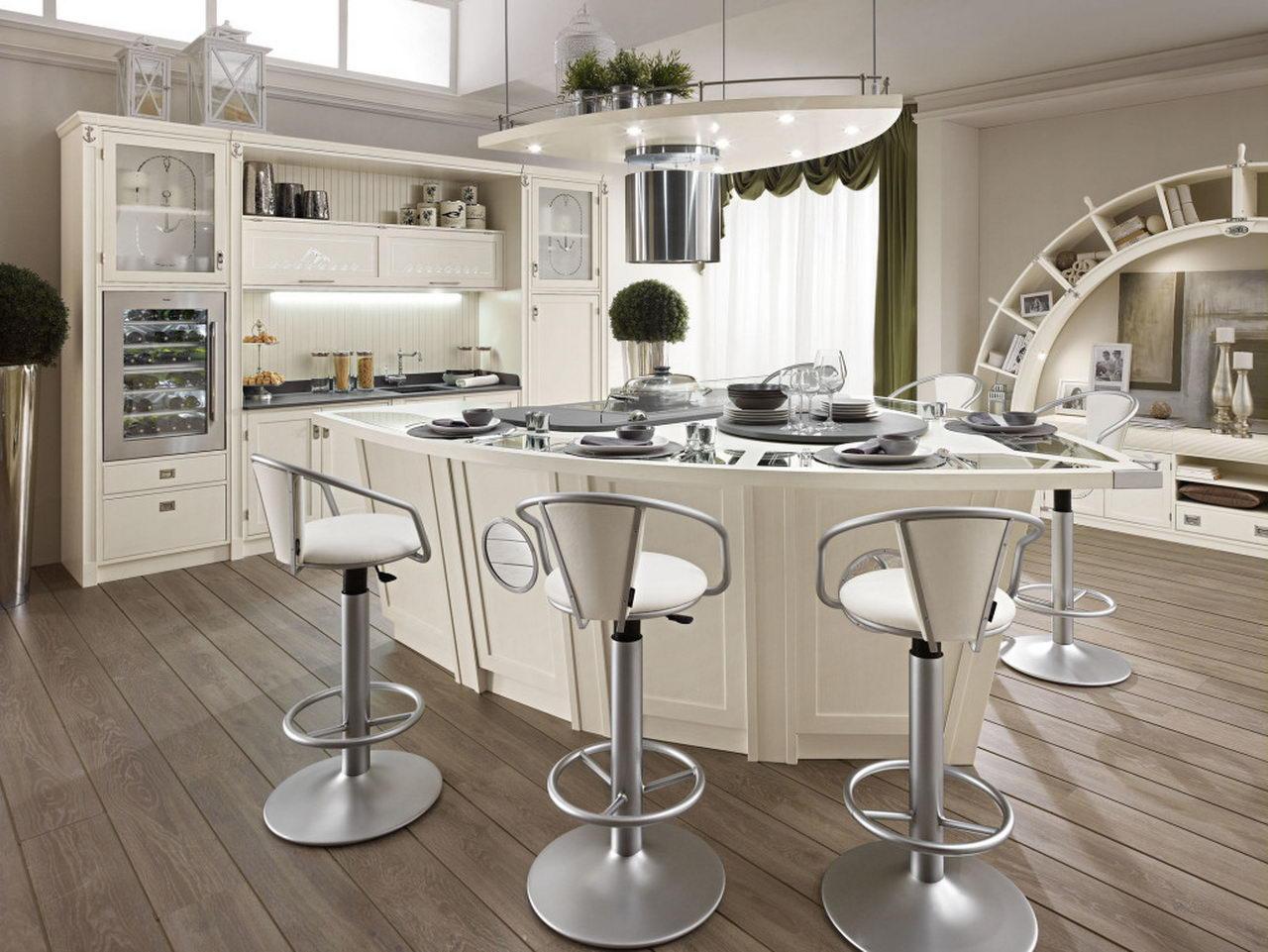 french modern kitchen design ideas