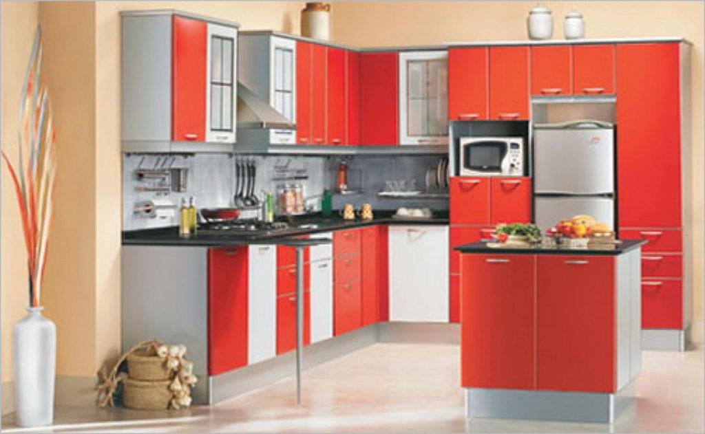 indian modular kitchen interior design   Homedizz