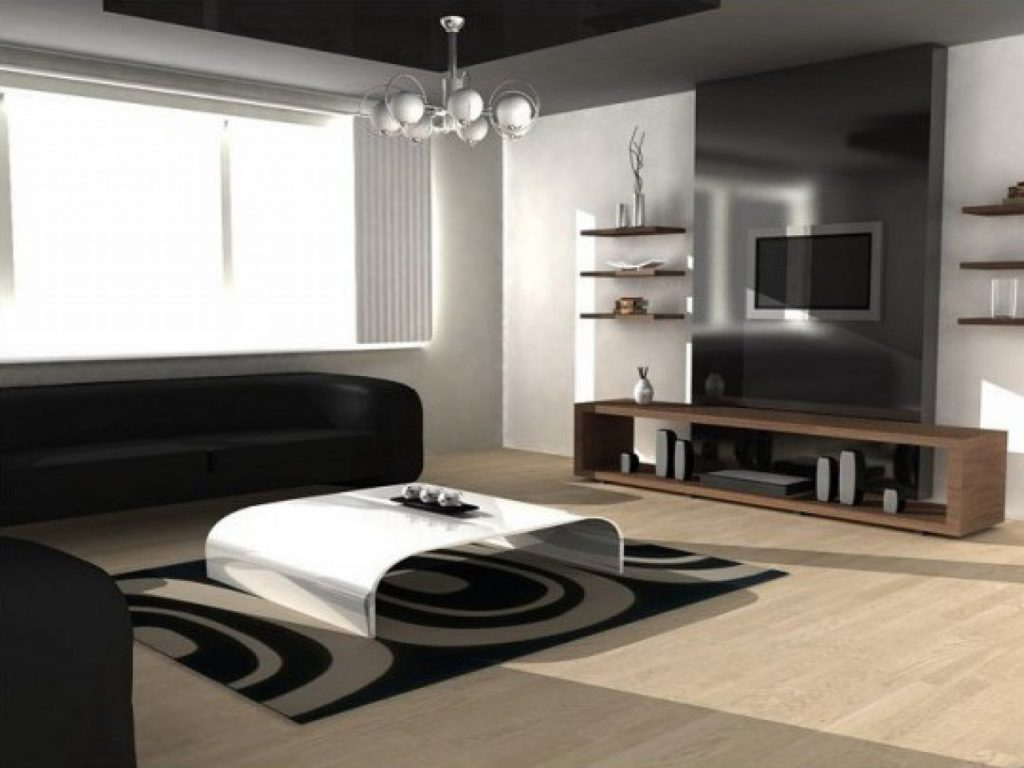 minimalist design for small living room