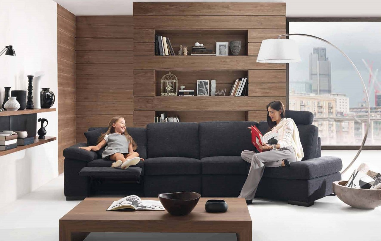 Minimalist Living Room Interior Modern Furniture Perfect Design