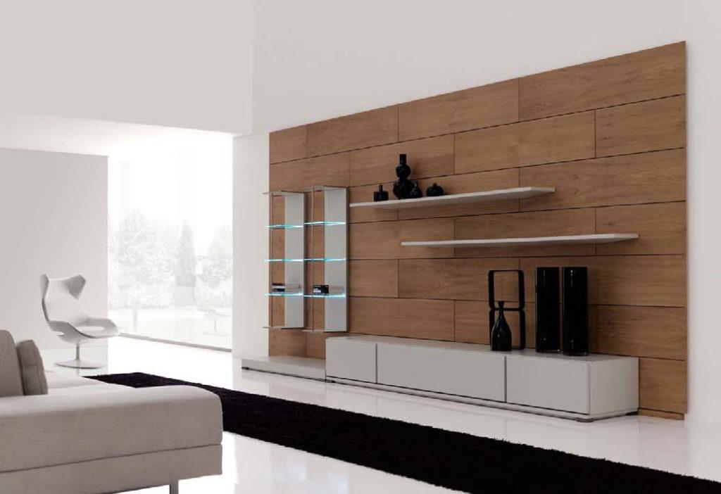 minimalist living room color