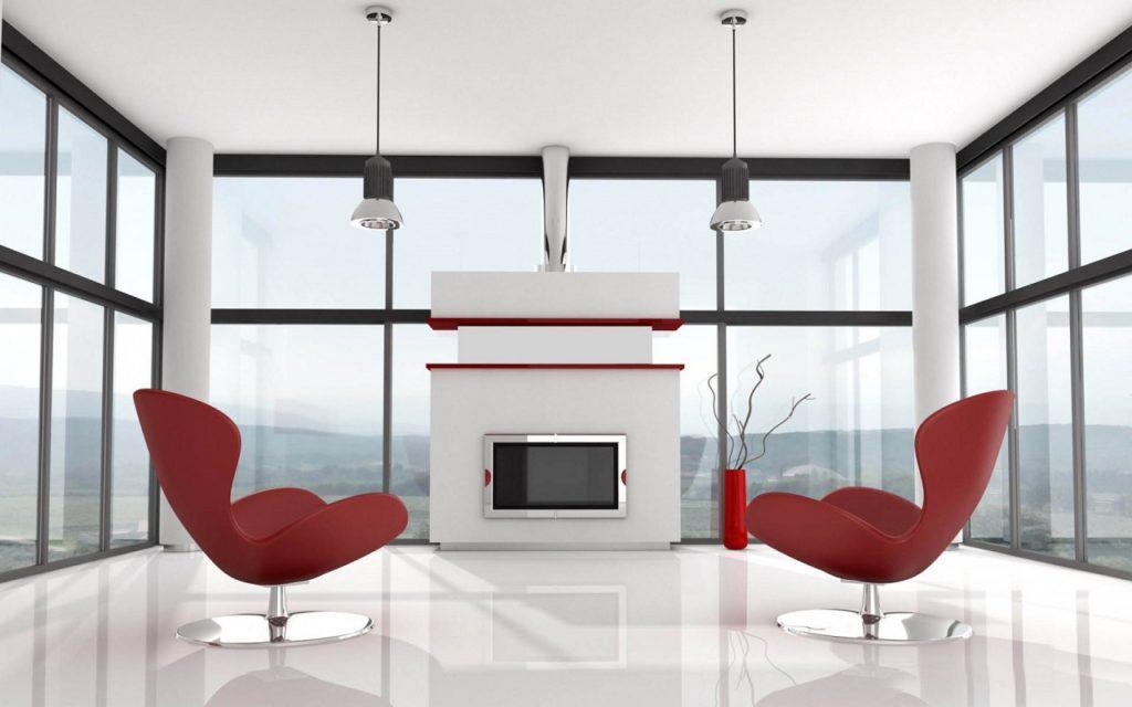 minimalist living room design pinterest