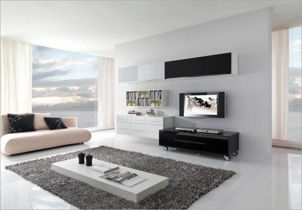 minimalist living room guide