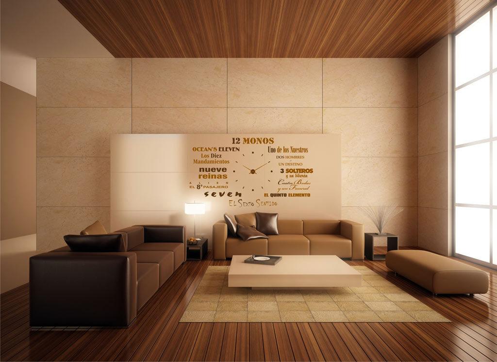 minimalist living room lighting