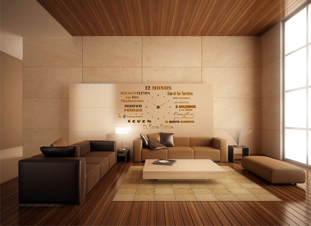 Modern And Minimalist Living Rooms