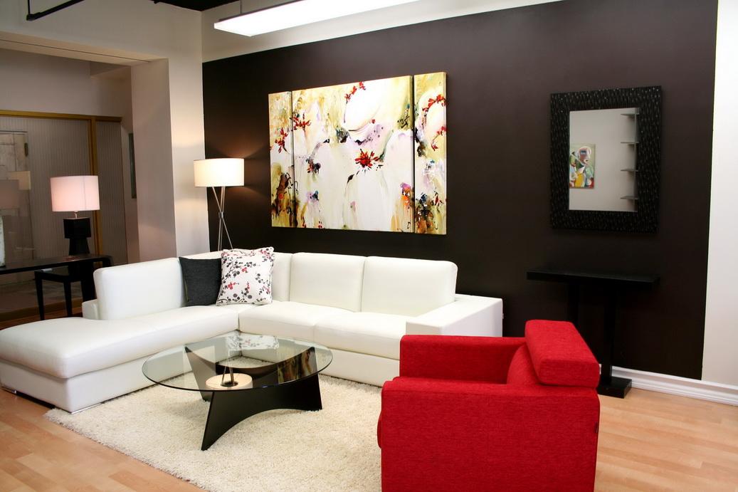 Living Room Minimalist Design Part - 35: Minimalist Interior Design Living Room New In House Designer Bedroom