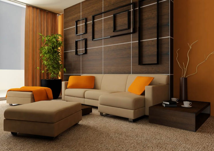 Minimalist living room small space homedizz - Wet rooms in small spaces minimalist ...
