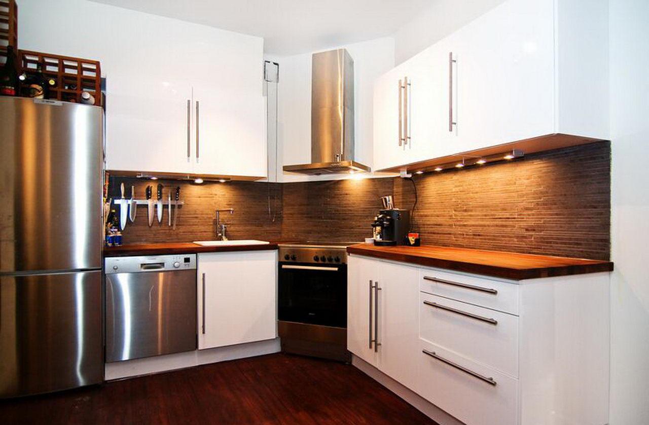 modern kitchen design ideas corner