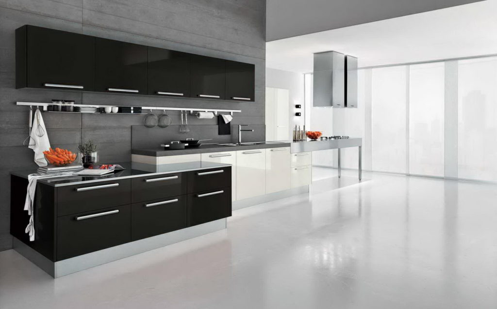 modern luxury kitchen design ideas