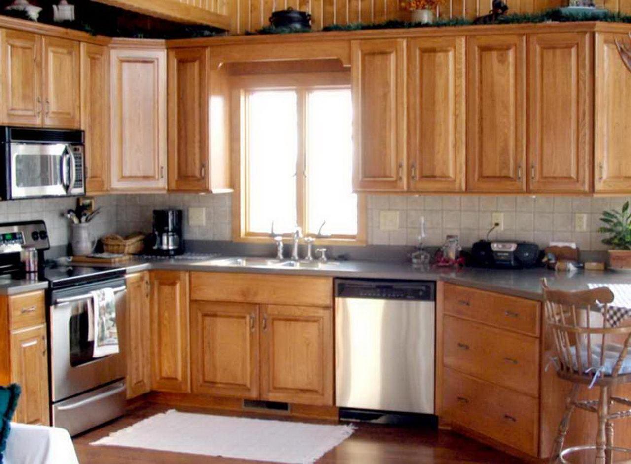 simple kitchen countertops
