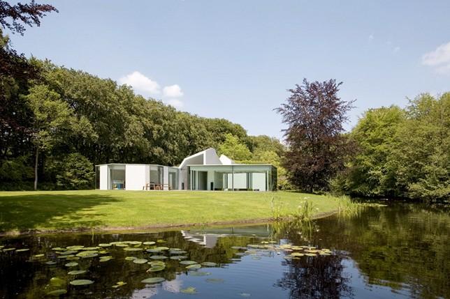 luxurious house design