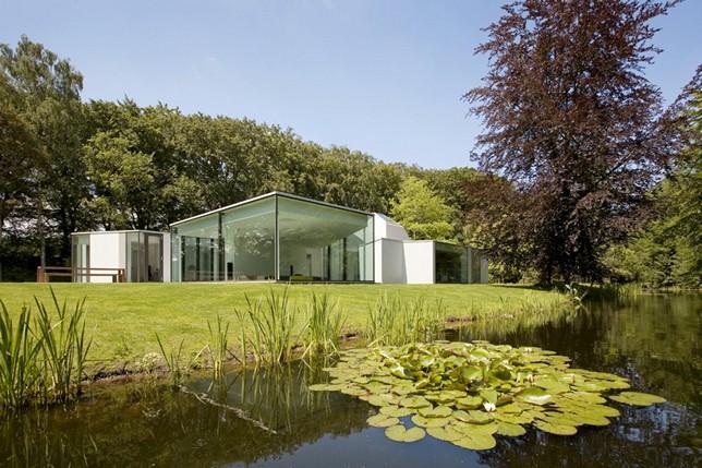 luxurious house villa