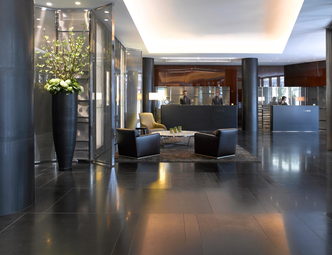 Bulgari Hotel, Knightsbridge, London.