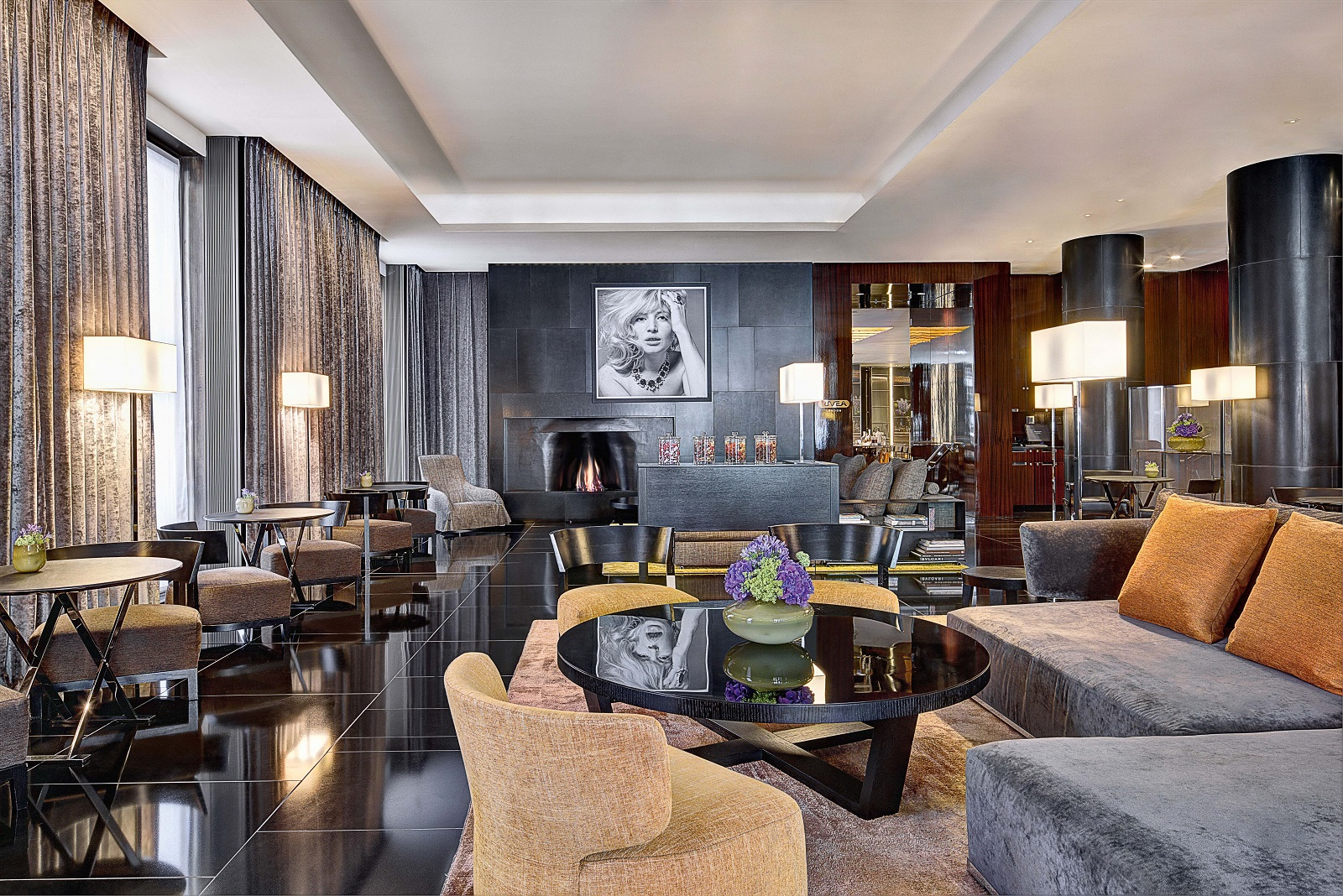 Modern Italian Style Interior Design And Decor Ideas From Bulgari Hotel London