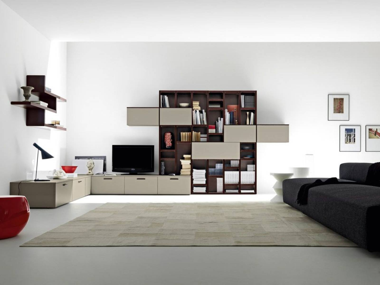 Decorating Minimalist Living Room Design