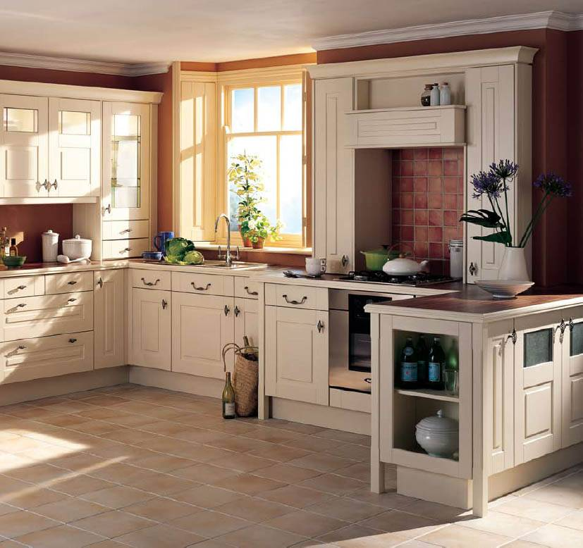 country style kitchen appliances