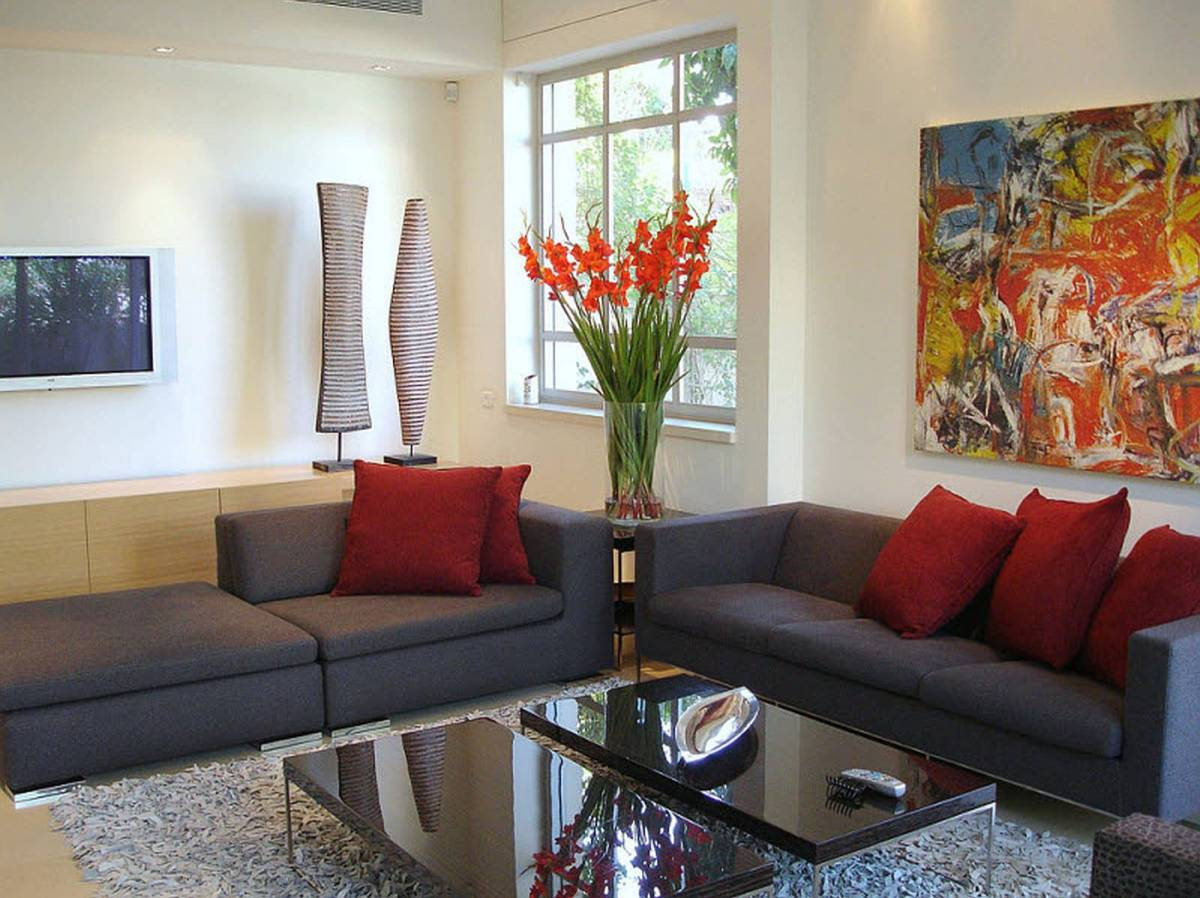 Furnish a Living Room on a Budget 1