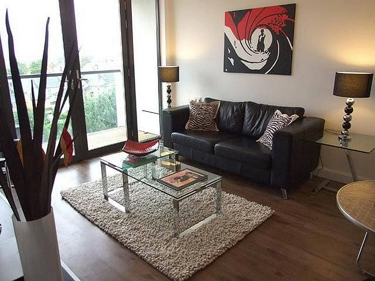Furnish a Living Room on a Budget 2