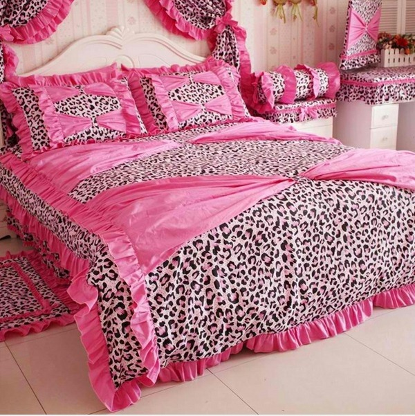 bedroom ideas the bed in pink