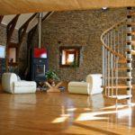 Bedroom barn style ideas