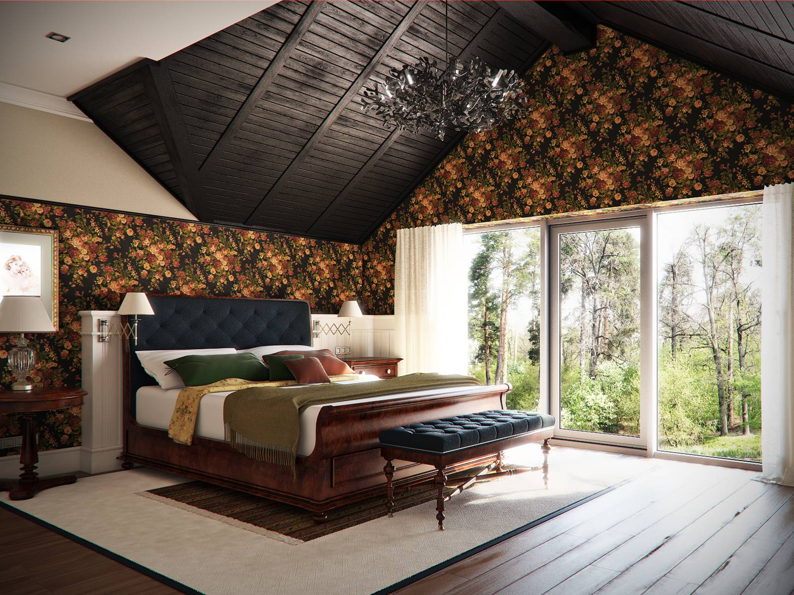 Bedroom decorating tips for a room that is not unlike any other