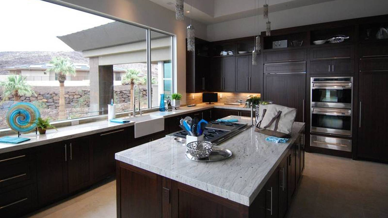 kitchens with dark wood cabinets contemporary kitchen with wood cabinets and white 22272