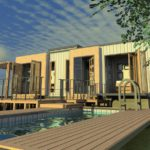 Cool Eco-Friendly Homes Made From Unused Containers