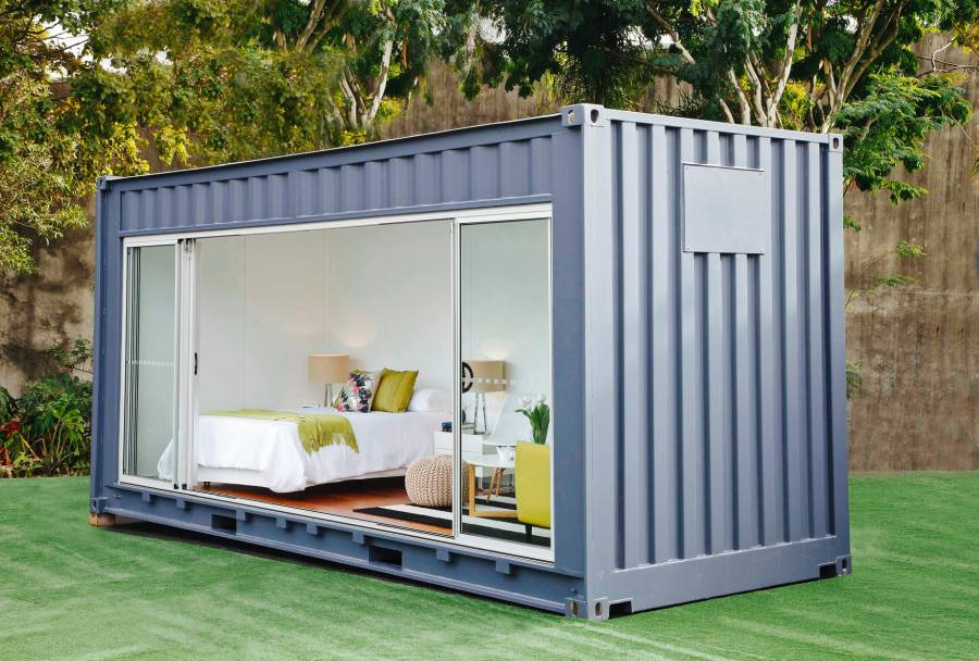 Homes Made From Containers 16 cool eco-friendly homes made from unused containers - homedizz