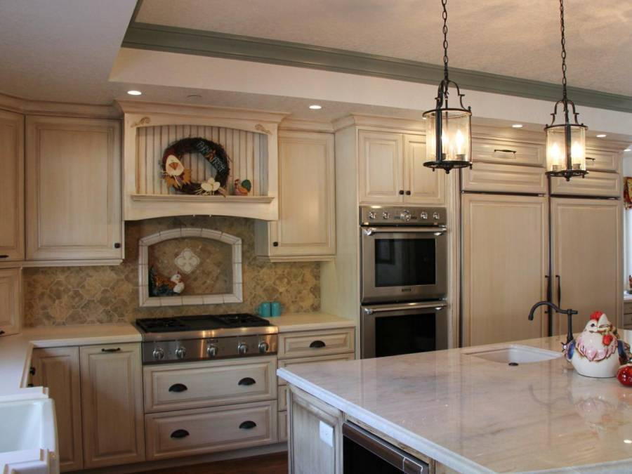 5 Ideal Surfaces For Country style Kitchen Homedizz