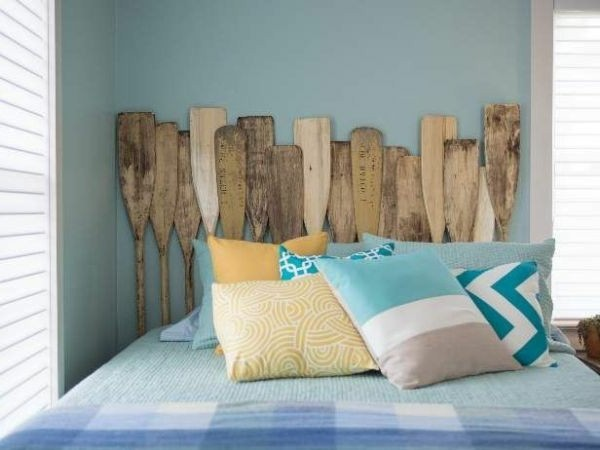 new idea for bed headboard with original design